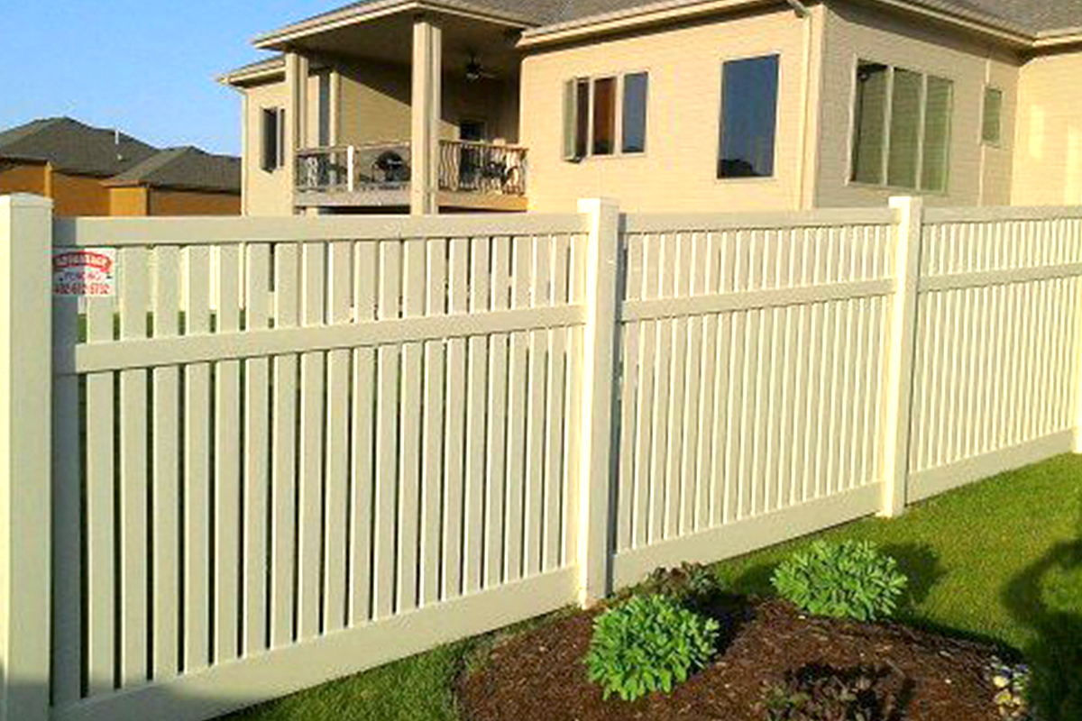 Advantage Fencing Of Omaha Ne Products And Services