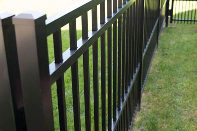 Advantage Fencing Of Omaha Ne Aluminum Fence